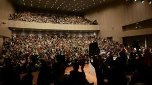 XV Asemblea Nacional do Bloque Nacionalista Galego. BNG